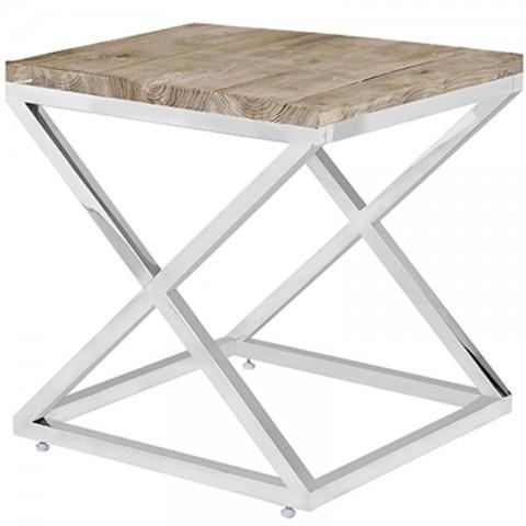 Artelore - Recycled Elm Hermes odkládací stolek