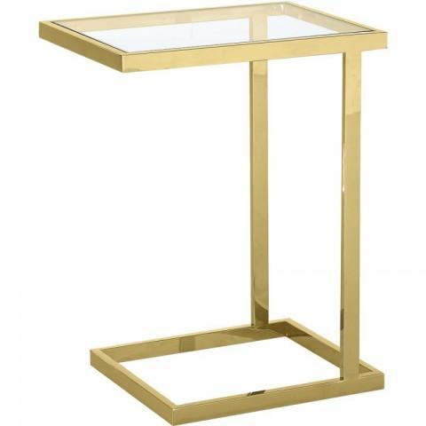 Artelore - Stewart Golden Aux odkládací stolek