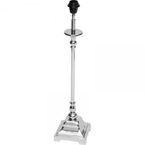 Artelore - Gobi Nickel stolní lampa