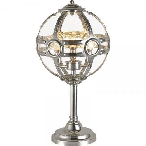 Artelore - Obidos Nickel stolní lampa