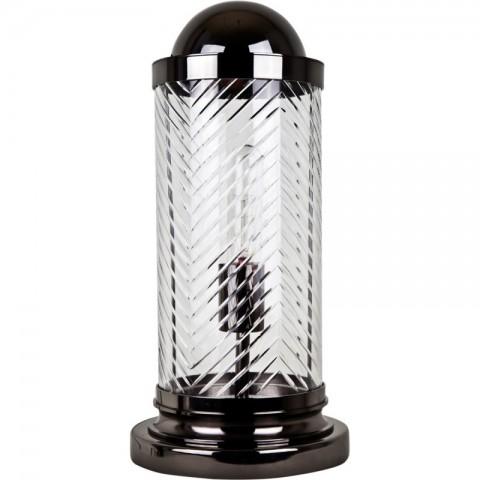 Artelore - Pelican Black stolní lampa