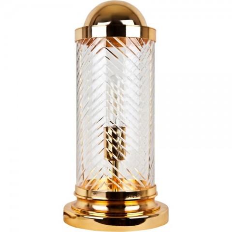 Artelore - Pelican Brass stolní lampa