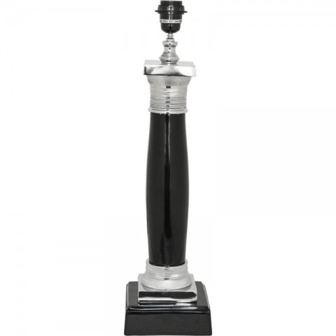 Artelore - Salix Nickel stolní lampa