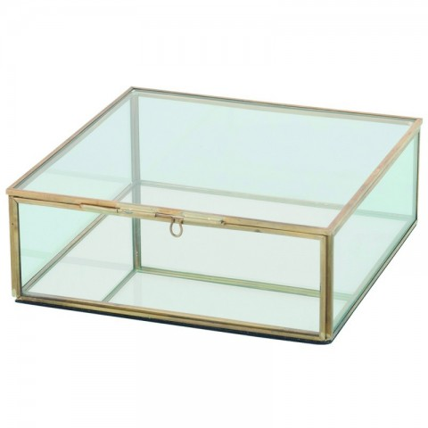 Artelore - Kimberley Glass box