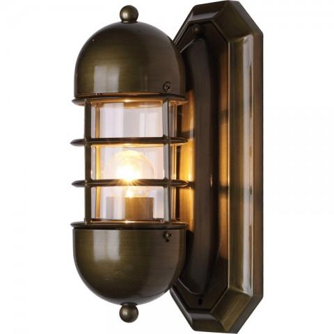Artelore - Essex Brass nástěnná lampa