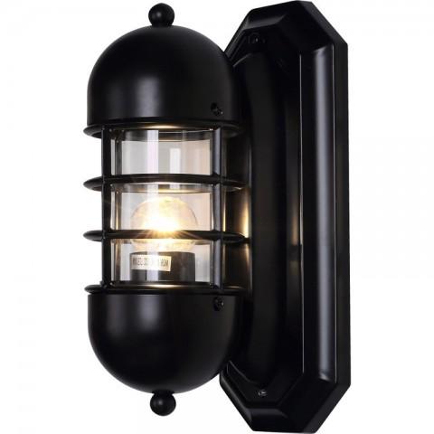 Artelore - Essex Black nástěnná lampa