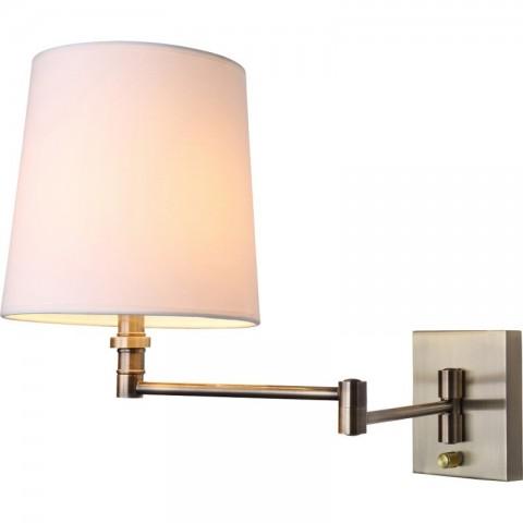 Artelore - Amity Brass nástěnná lampa