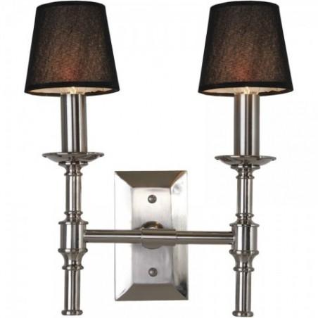 Odesa Nikel Double nástěnná lampa