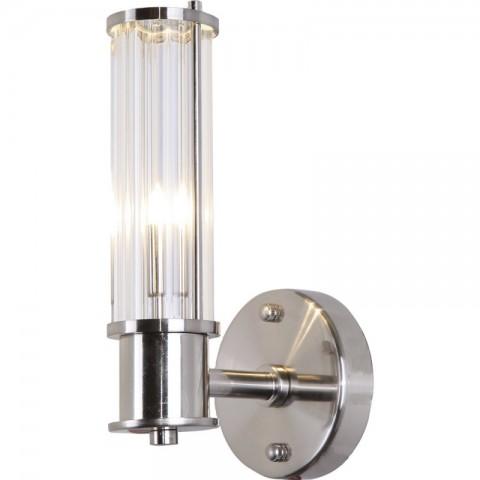 Artelore - Minsk Nikel nástěnná lampa