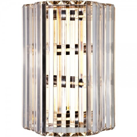 Artelore - Gilbert Brass nástěnná lampa