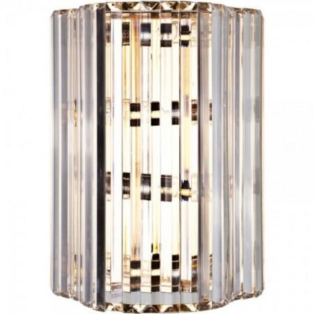 Gilbert Brass nástěnná lampa