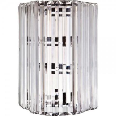 Artelore - Gilbert Nickel nástěnná lampa