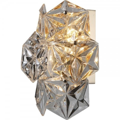 Artelore - Max Golden nástěnná lampa