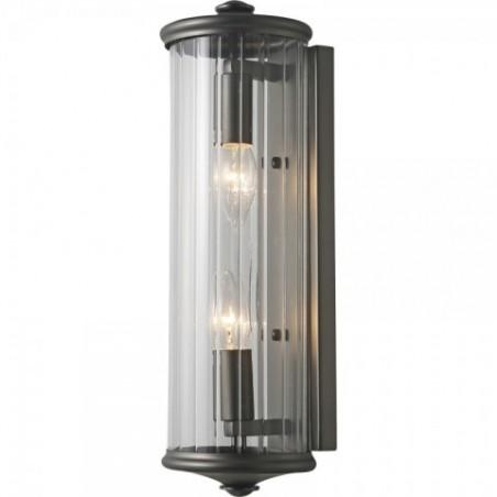 Dion Black L nástěnná lampa