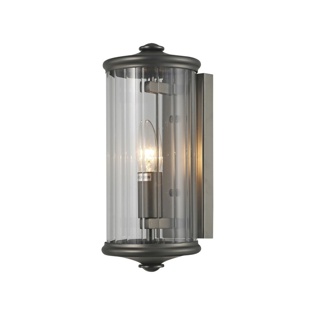 Artelore - Dion Black S nástěnná lampa