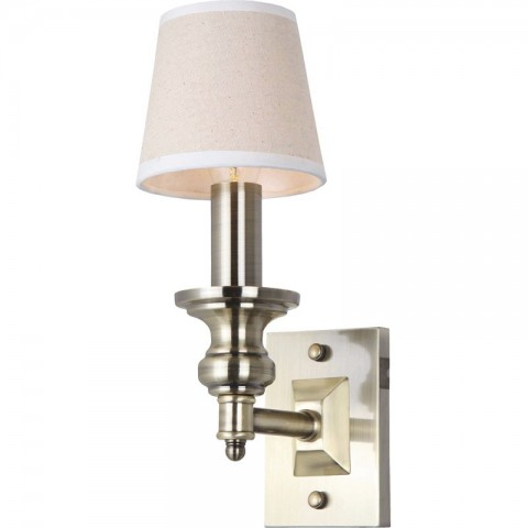 Artelore - Rostov Brass nástěnná lampa