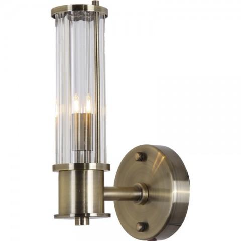 Artelore - Minsk Brass nástěnná lampa