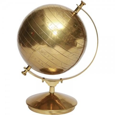 Artelore - Caruso Brass Globe