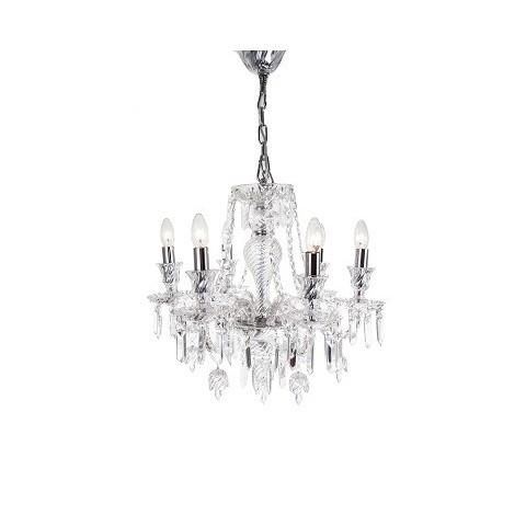 RV Astley - Elegance Clear Glass lustr
