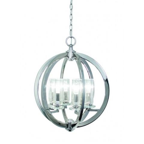 RV Astley - Eros 6 Light Globe Ceiling Light