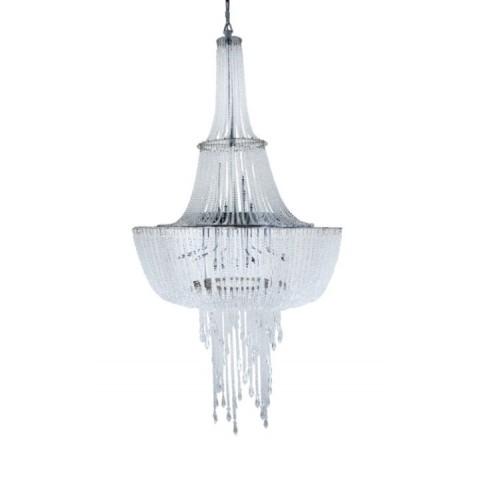 RV Astley - Monaco Small Crystal lustr