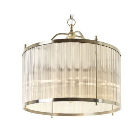 RV Astley - Tarifa Brass Ceiling Pendant lustr