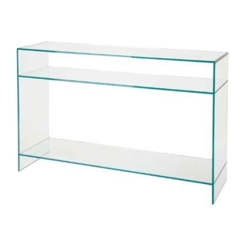 RV Astley - Glass konzolový stůl