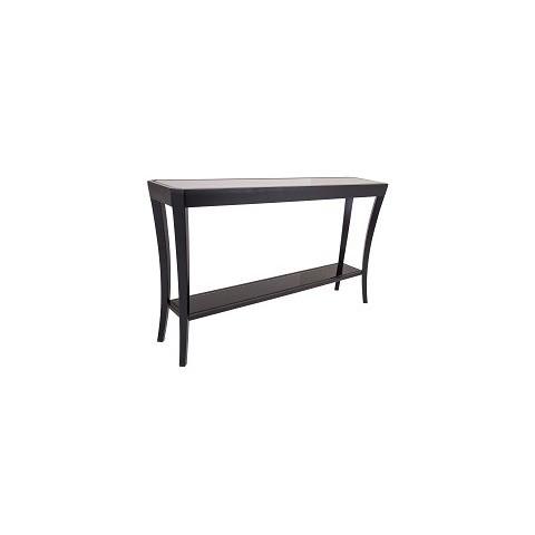 RV Astley - Hyde Black Shagreen konzolový stůl