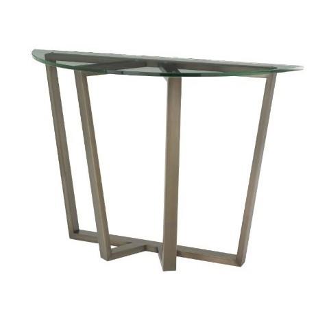 RV Astley - Luisa Antique Brass konzolový stůl