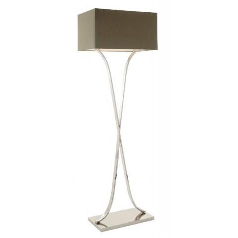 RV Astley - Byton Nickel stojací lampa