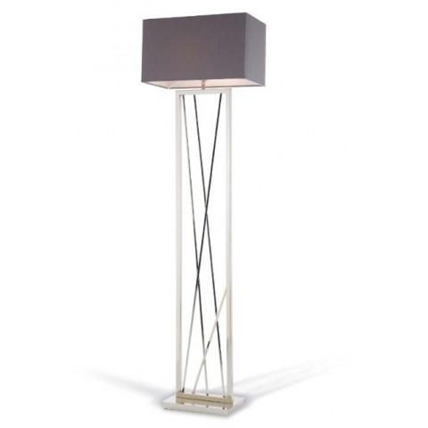 RV Astley - Carinne Nickel stojací lampa