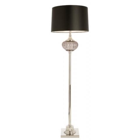 RV Astley - Istan Smoke Grey Pumpkin stojací lampa