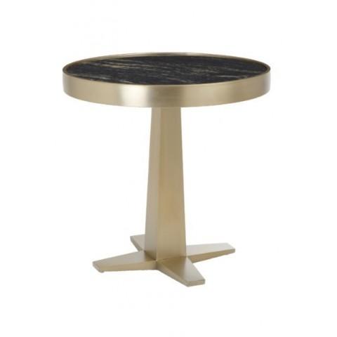 RV Astley - Aria Champagne odkládací stůl