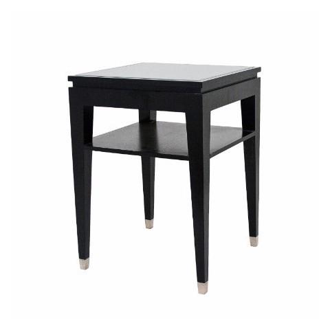 RV Astley - Black odkládací stůl
