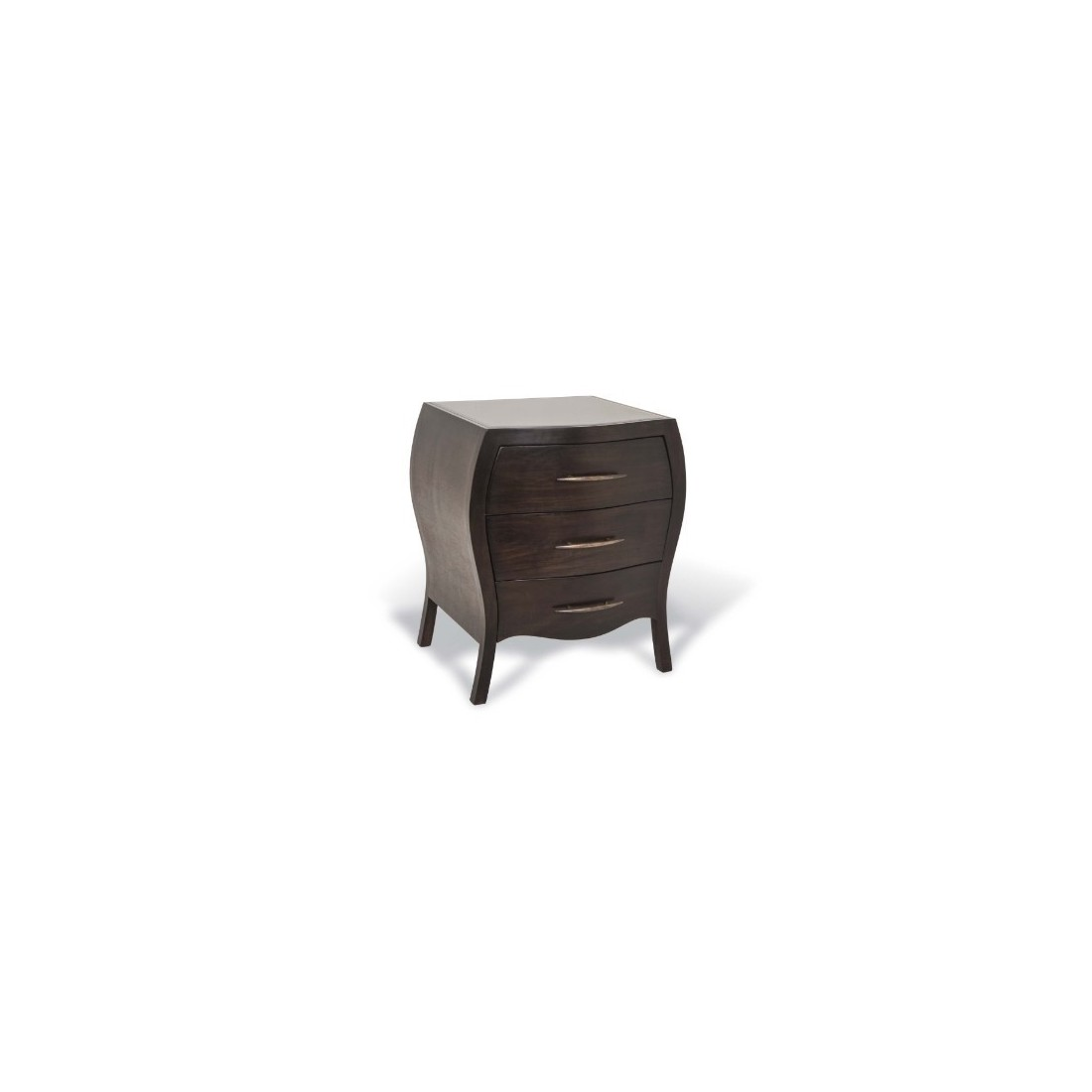 RV Astley - Varese 3 Drawer Side Table odkládací stůl