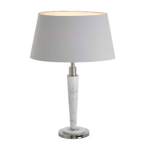 RV Astley - Abramo White Marble stolní lampa