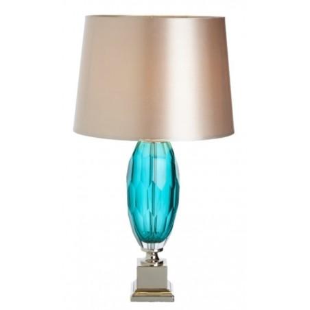 Alma Aqua Glass stolní lampa