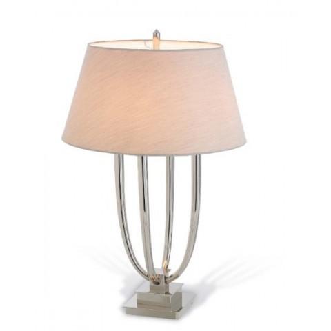 RV Astley - Aurora Nickel stolní lampa