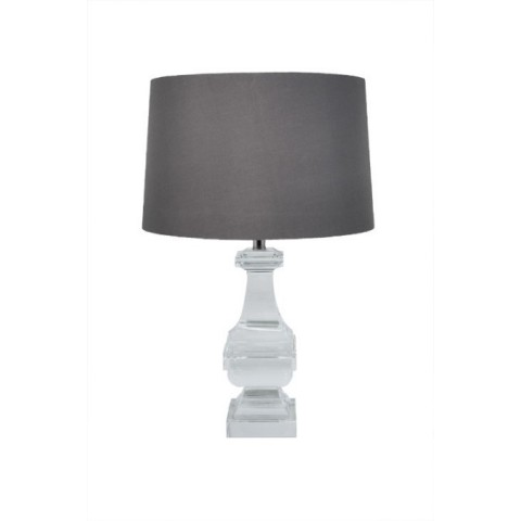 RV Astley - Bianca Crystal Square stolní lampa
