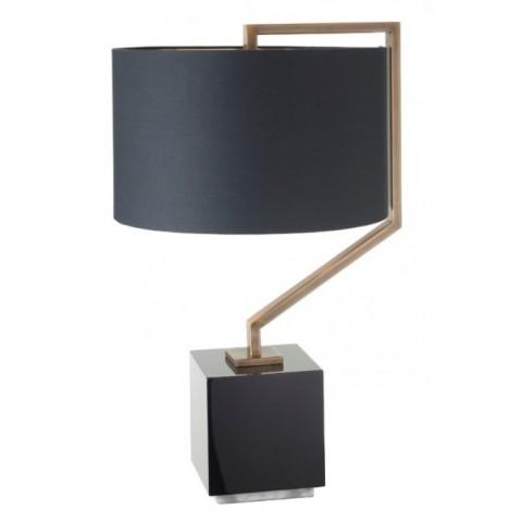 RV Astley - Cyclone Antique Brass stolní lampa
