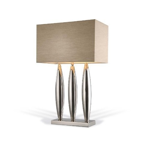 RV Astley - Dari Nickel stolní lampa