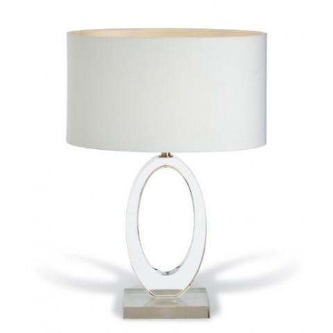 RV Astley - Elian Cognac Crystal stolní lampa