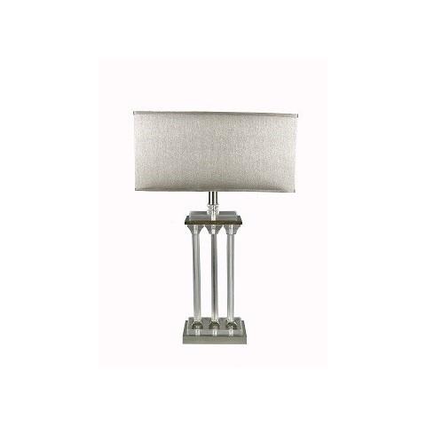 RV Astley - Elin Nickel and Crystal stolní lampa