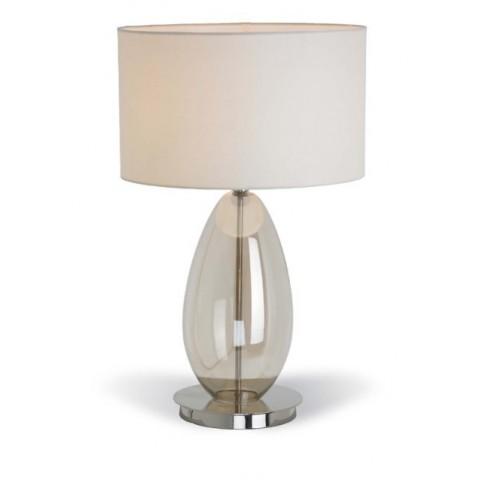 RV Astley - Espen cognac stolní lampa