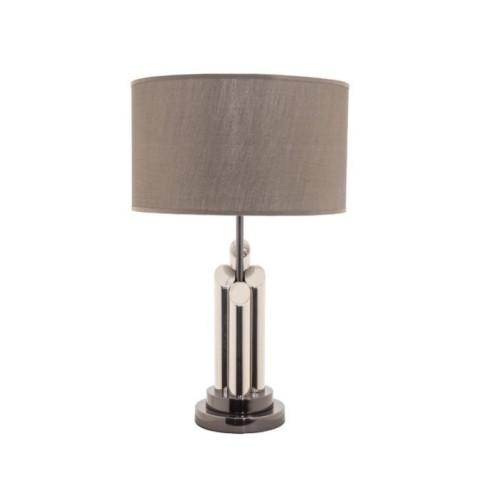 RV Astley - Inga nickel stolní lampa