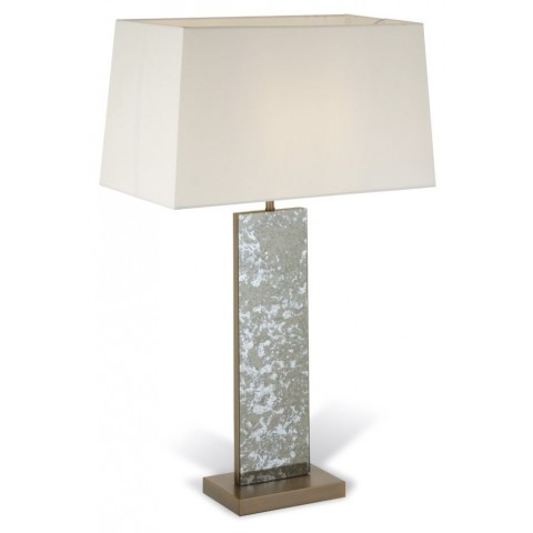 RV Astley - Laceby Antique Brass Finish stolní lampa