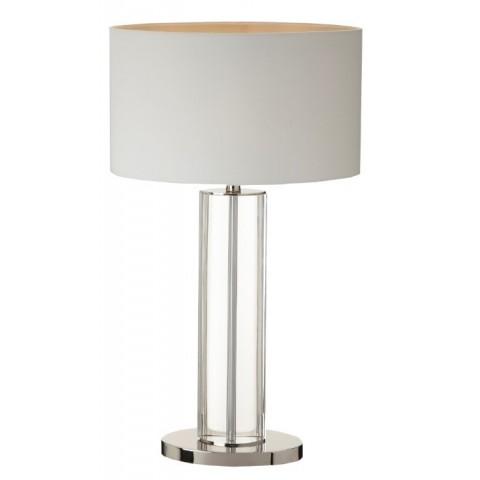 RV Astley - Lisle clear crystal stolní lampa