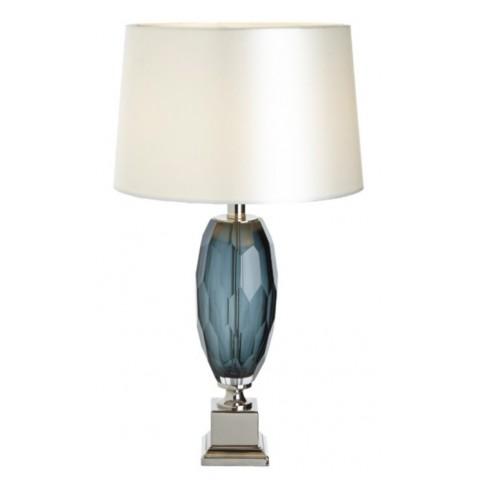 RV Astley - Lucia Grey Glass stolní lampa