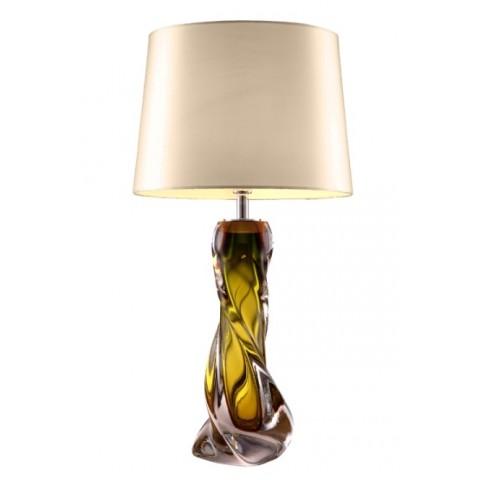 RV Astley - Oriana olive green stolní lampa