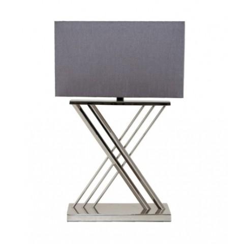 RV Astley - Roma Nickel stolní lampa
